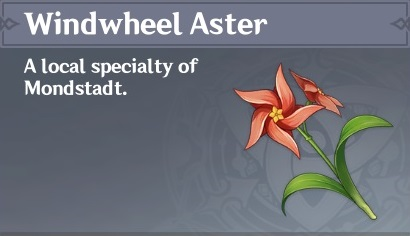 How To Get Windwheel Aster In Genshin Impact