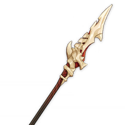 Dragonspine Spear Stats, Passive, And Ascension Materials