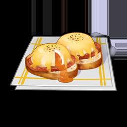 Adventurer's Breakfast Sandwich Recipe, Effects, & How To Get